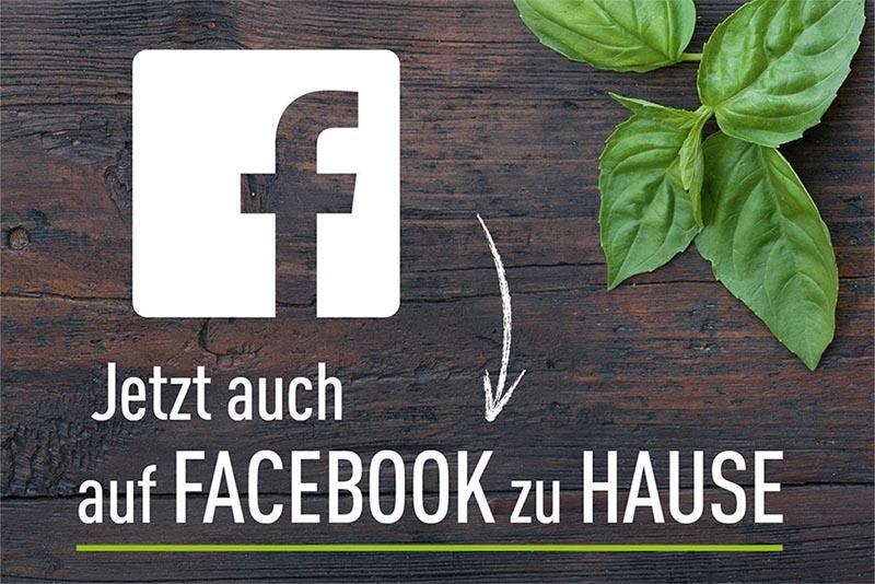 Auf Facebook zu Hause!