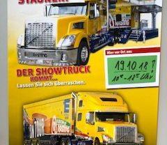 … kommen, sehen, staunen! Der Rasting Truck kommt zurück nach Werden !!!